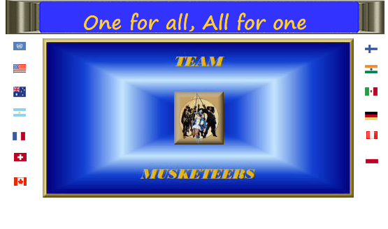 Team Musketees
